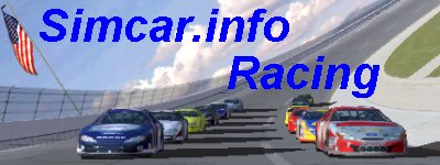 Simcar.info is a site dedicated to the sport of on-line simulated auto racing using Papyrus NASCAR 2003.